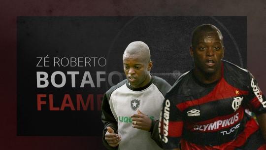 Botafogo x Flamengo: campeão pelos dois, Zé Roberto diz que pressão maior é do Rubro-Negro
