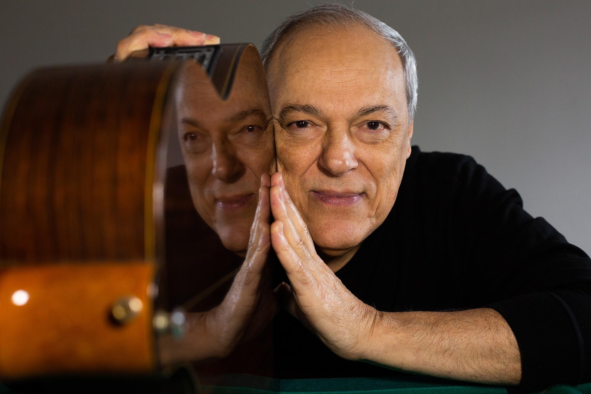 Toquinho lança álbum 'A arte de viver' em novembro com letras e voz de Paulo César Pinheiro