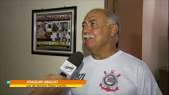 Conheça Joaquim, o pai de Carille, técnico campeão brasileiro com o Corinthians