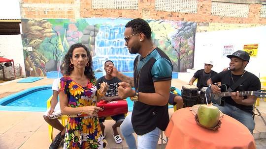 Passeio em Vila Mar dá em samba no 'Mapas Urbanos'
