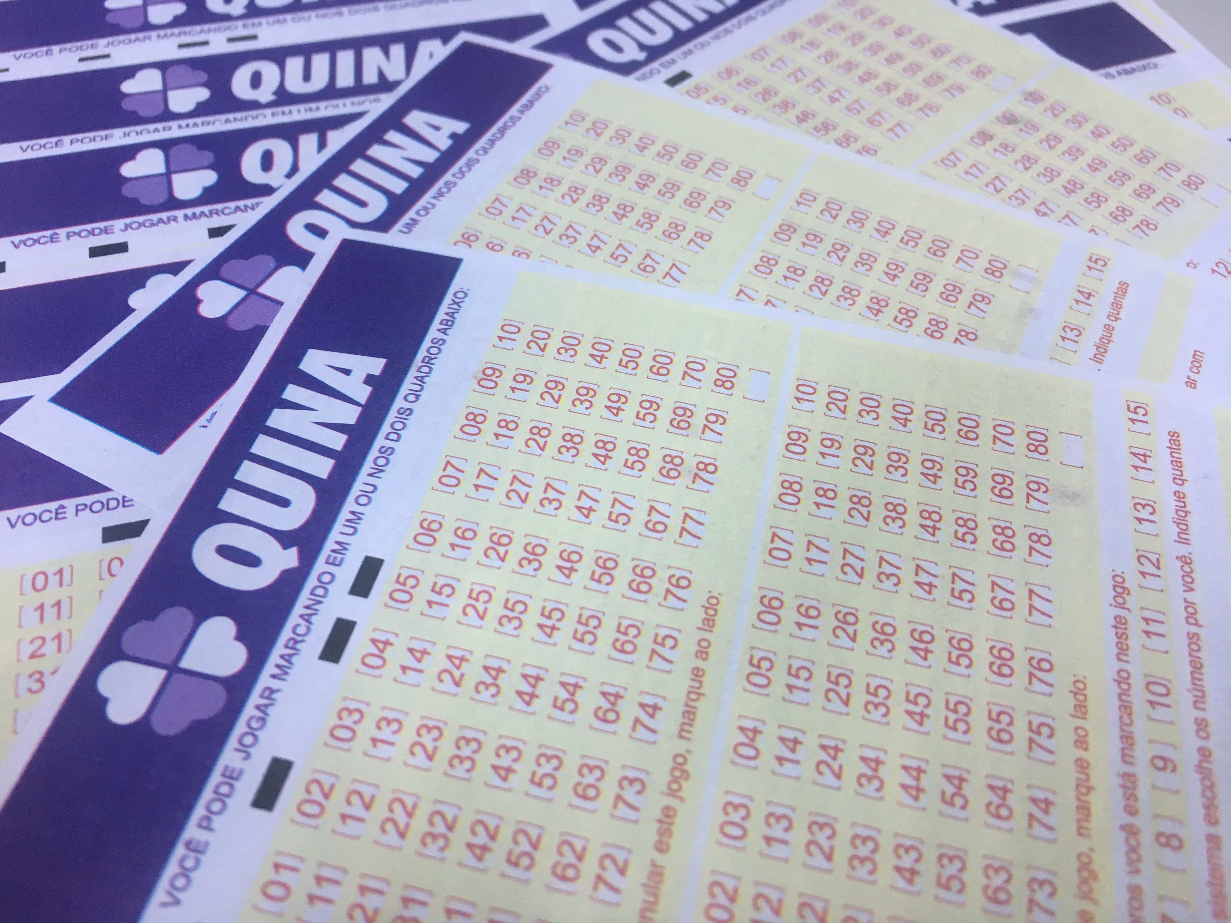 Aposta de Teresina ganha mais de R$ 15 milhões no sorteio da Quina
