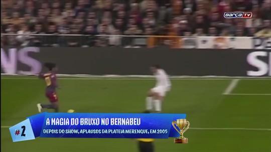 Após show de Messi, relembre outros craques que foram aplaudidos pela torcida rival