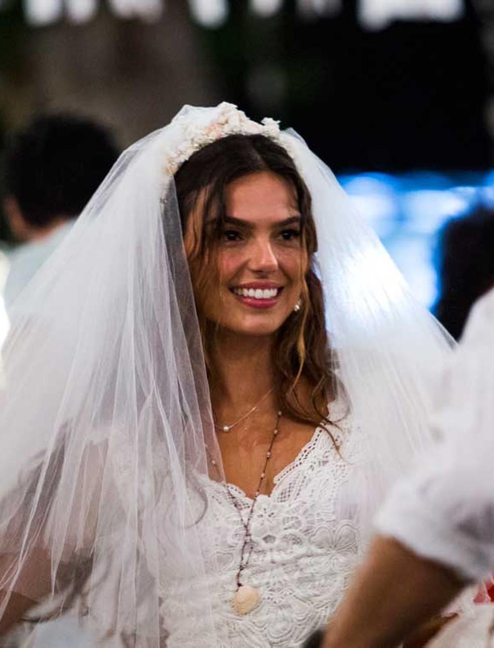 Rita e Zeca se casam — Foto: Renan Castelo Branco/Gshow