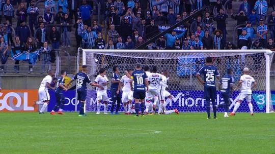 Clube ucraniano observa revelação do Grêmio e estuda investida em janeiro