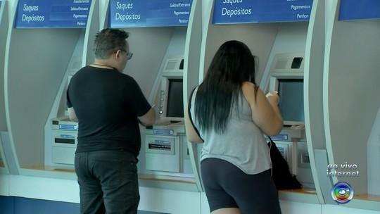 Saques de até R$ 500 do FGTS para não correntistas da Caixa começam nesta sexta