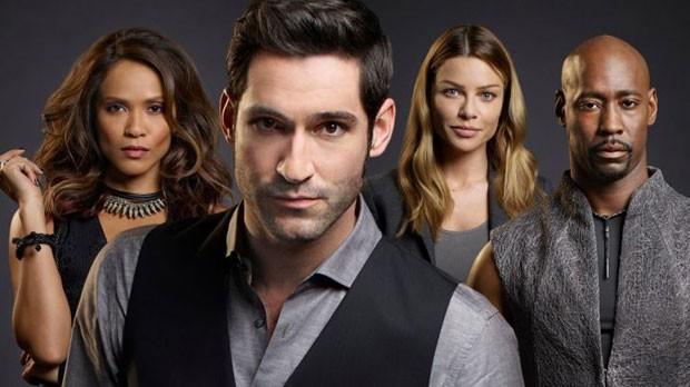 O elenco de Lucifer (Foto: Divulgação)