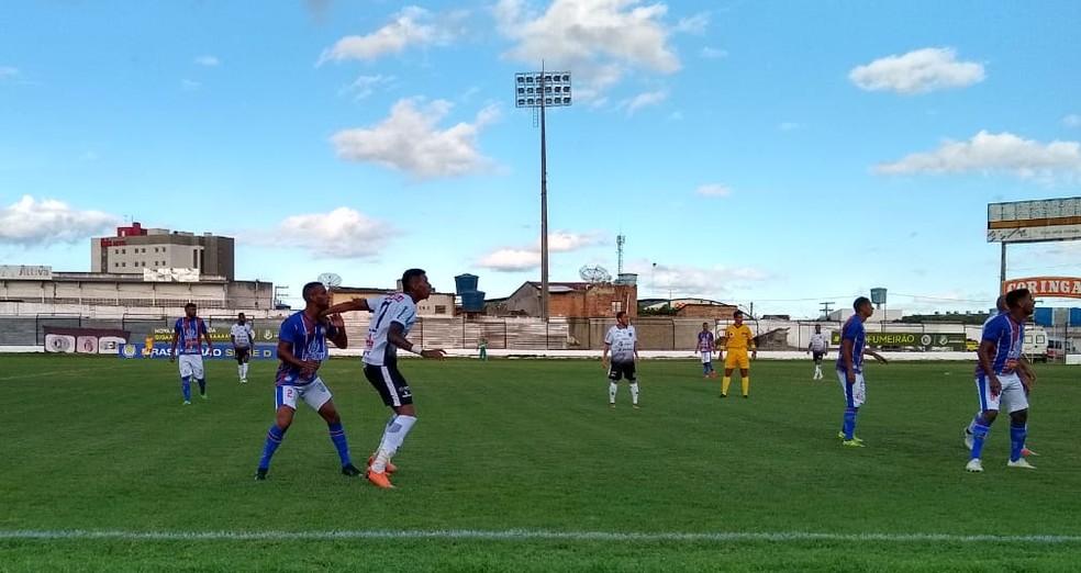 ASA vence o Vitória-PE, pela Série D, no Municipal de Arapiraca — Foto: Ascom/ASA
