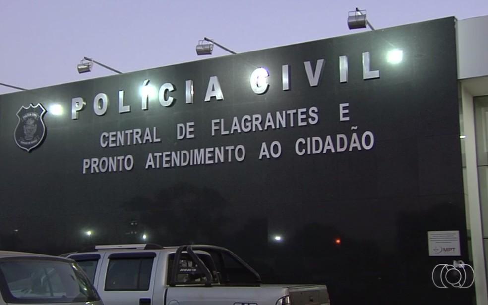 Polícia investiga morte de criança encontrada com sinais de asfixia e violência sexual — Foto: Reprodução/ TV Anhanguera