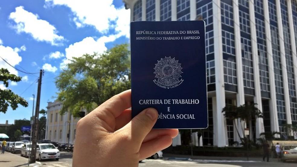 Sine-JP oferece 138 vagas de emprego — Foto: Gabriel Costa/G1/Arquivo