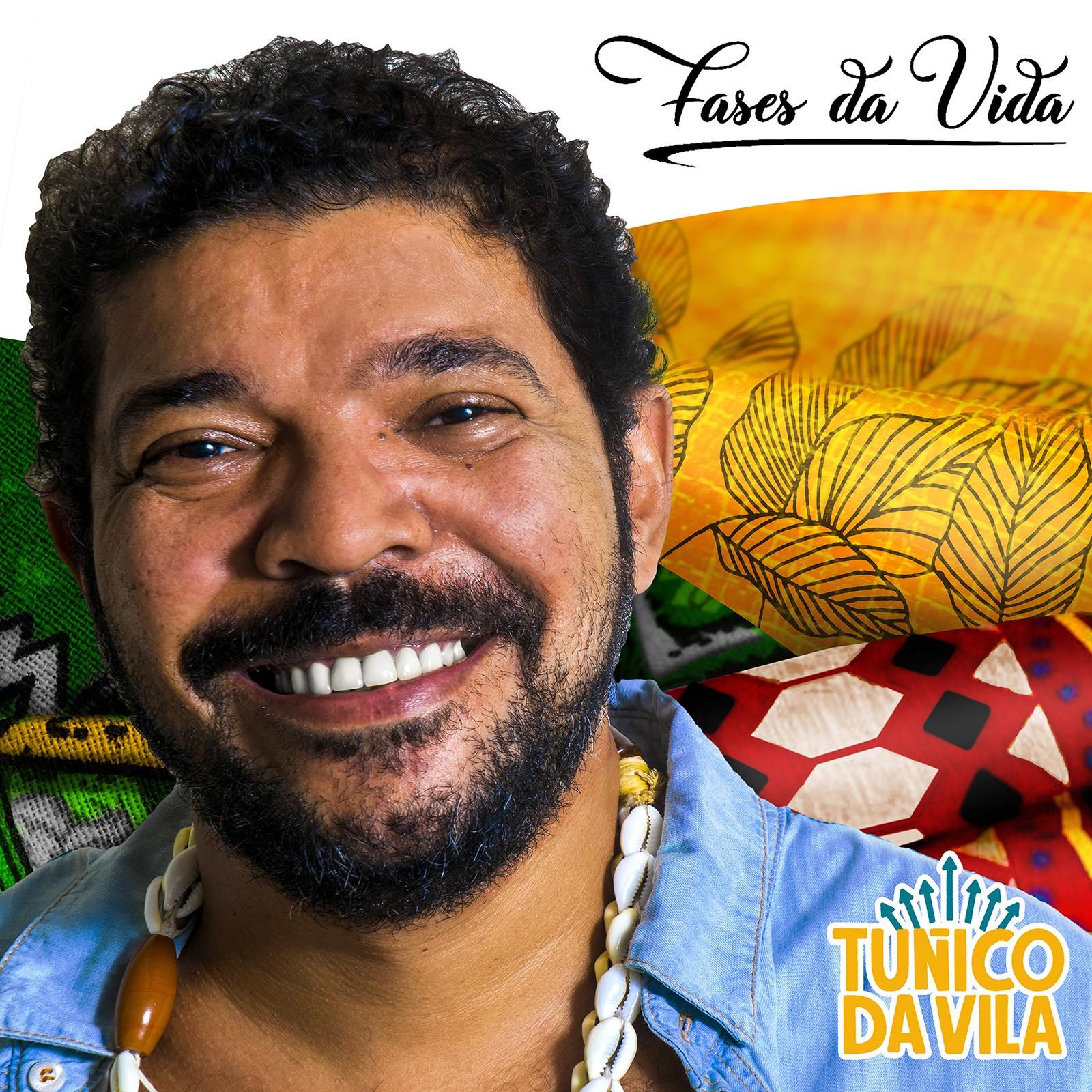 Filho de Martinho da Vila, Tunico da Vila gravita em torno da dinastia no álbum 'Fases da vida'