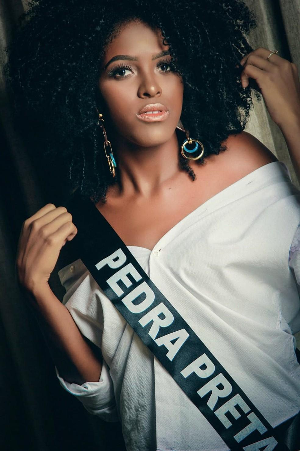 Ingrid Giovanna, 19 anos, estudante de letras, de Pedra Preta â?? Foto: Murilo Lorenzoni/ Divulgação