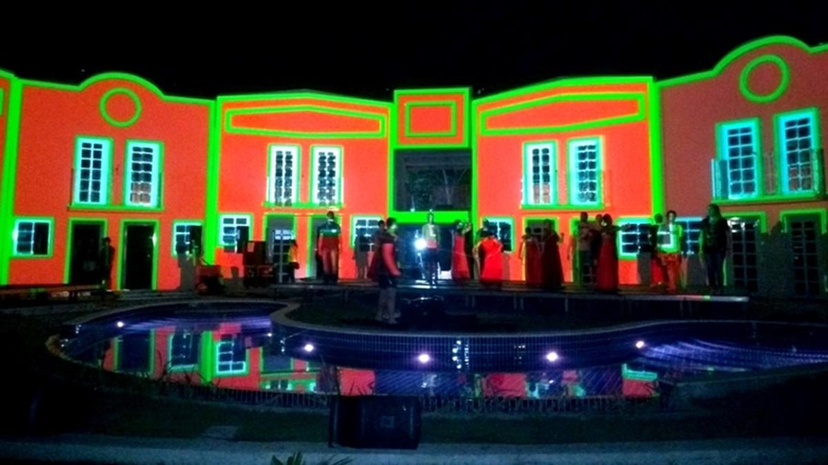 Espetáculo do 'Natal de Todos os Povos' é apresentado em João Pessoa