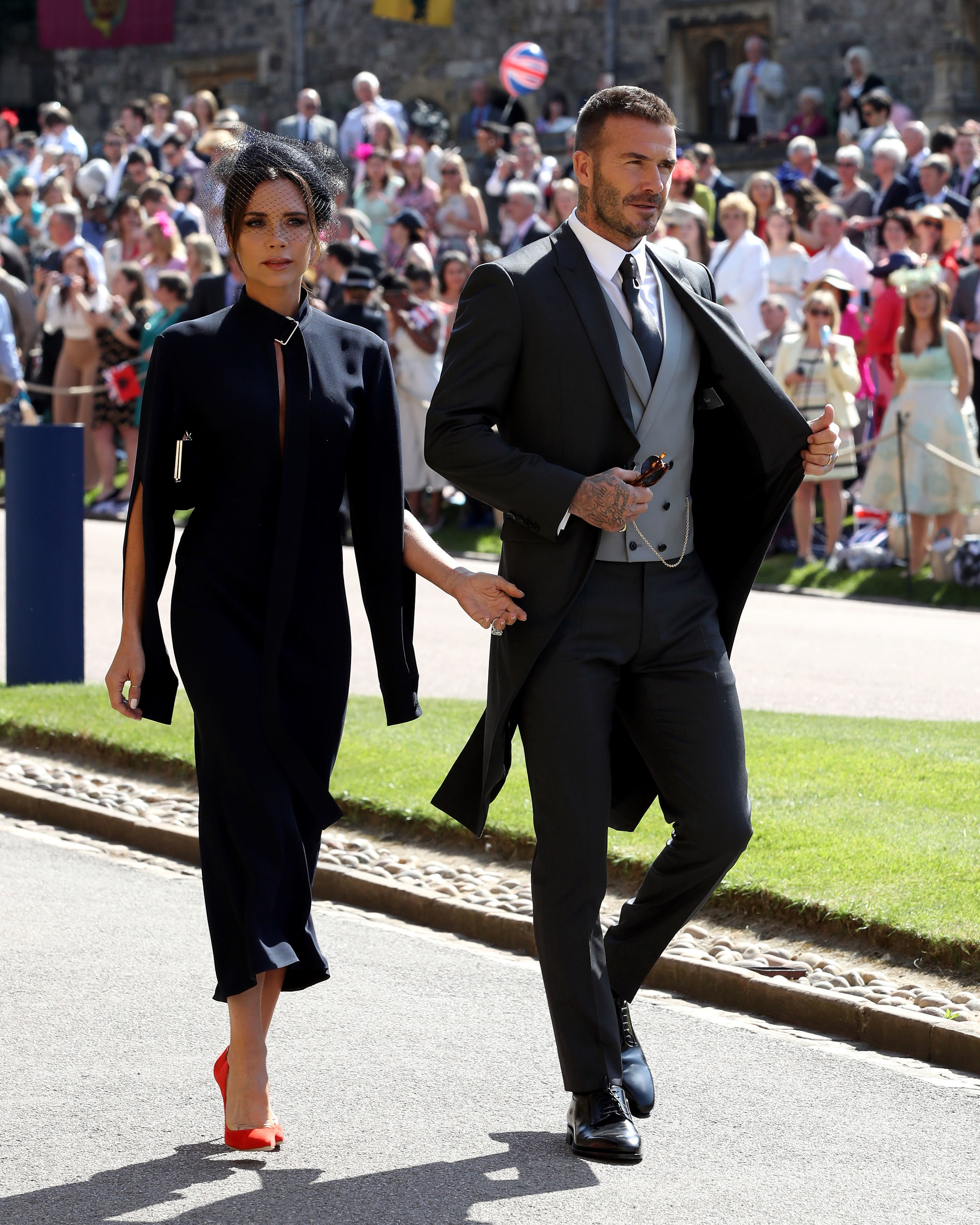 Victoria e David Beckham (Foto: Getty Images)