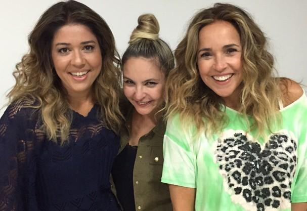 Daniela Mercury, Malu Verçosa e Simone Petinatti (Foto: Reprodução / Instagram)