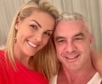 Ana Hickmann e o marido, Alexandre Correa | Reprodução