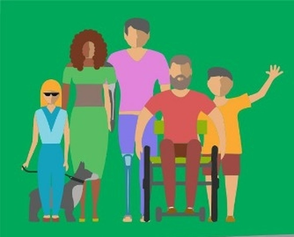 Semana Municipal da Pessoa com Deficiência em Caruaru  (Foto: Assessoria/Divulgação)