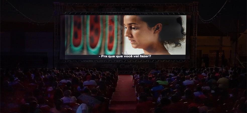 -  Cine Sesi Cultural acontece até domingo em Pompéu  Foto: Prefeitura de Pompéu/Divulgação