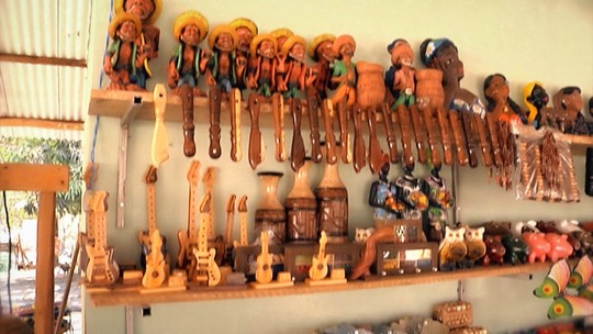 Trabalho desenvolvido por artesãos gera emprego e renda no Maranhão
