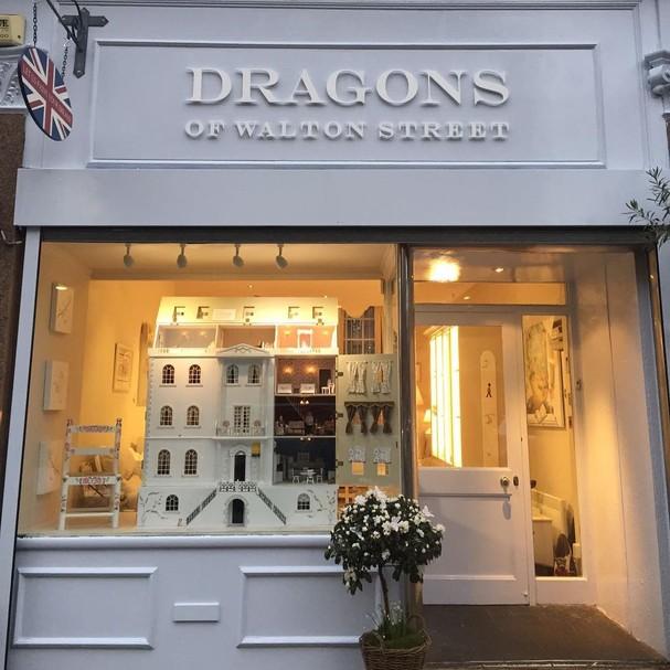 Loja Dragons of Walton Street (Foto: Divulgação)