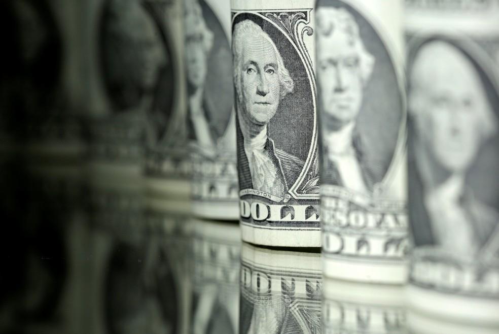 Notas de dólar (Foto: REUTERS/Dado Ruvic)