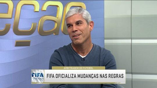 Ricardinho conta que usou ponto eletrônico nos dois jogos da semifinal do Paulista de 2001