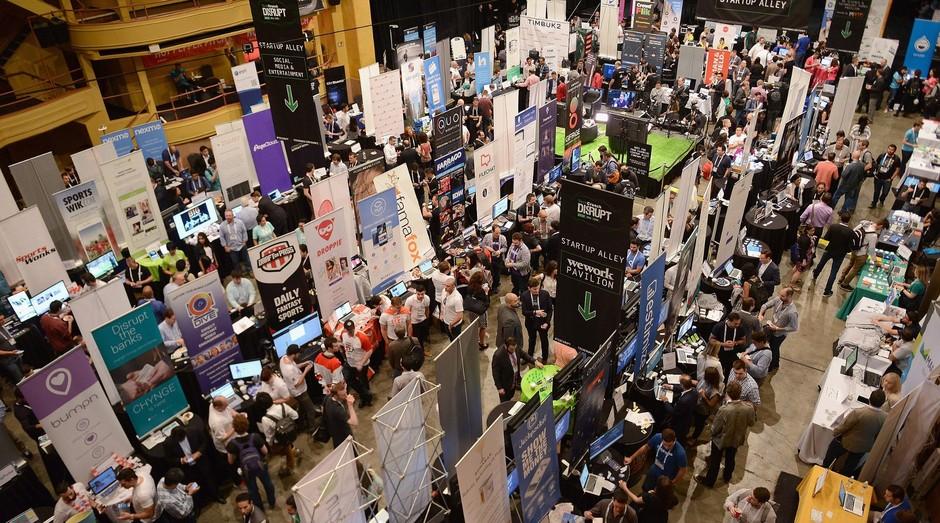 O TechCrunch Disrupt mudou de lugar e tem um novo foco: corporate venture (Foto: Divulgação)