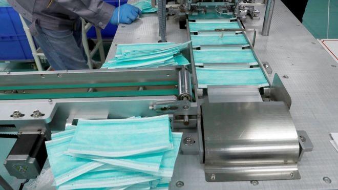 Covid-19 expõe dependência de itens de saúde fabricados na China