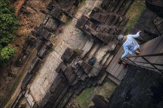 Thierry TEYSSIER, Siem Reap, Cambodge (Foto: Divulgação)