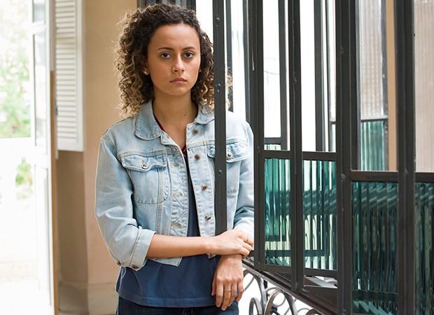 Trauma de Maria Alice (Alice Milagres) começa a ser exposto na próxima semana de Malhação (Foto:  Globo/Cesar Alves)