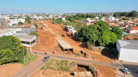 Ruas de Araguaína serão interditadas para demolição de pontes e obras de infraestrutura