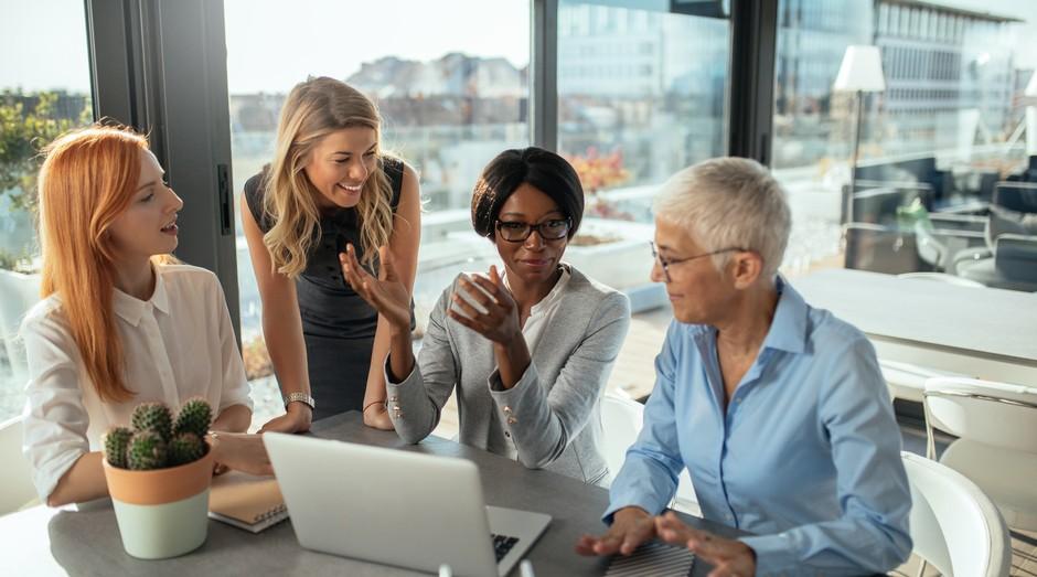 Mulheres empreendedoras (Foto: Thinkstock)