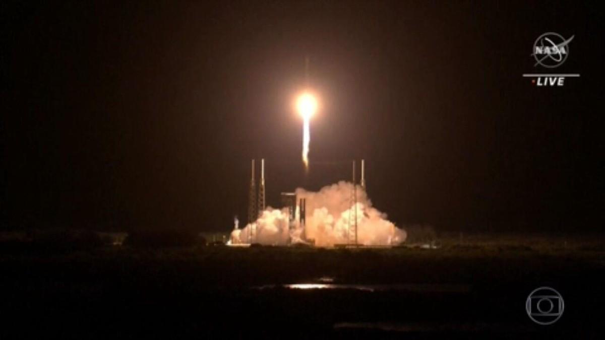 Nasa lança missão inédita para explorar asteroides do planeta Júpiter