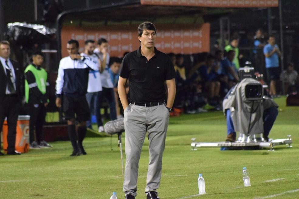 Argentino esteve na mira do Bota e do Coritiba — Foto: Divulgação/Club Olimpia