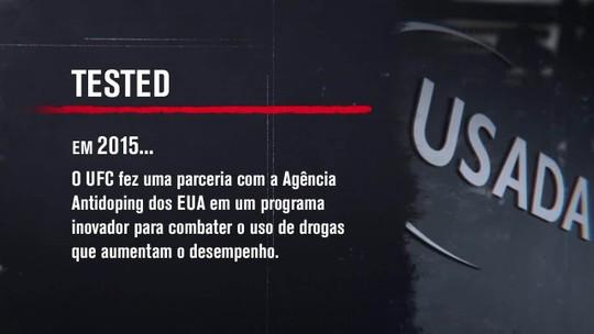 """""""UFC: 25 Anos Em Curtas"""": conheça melhor o programa antidoping do UFC"""