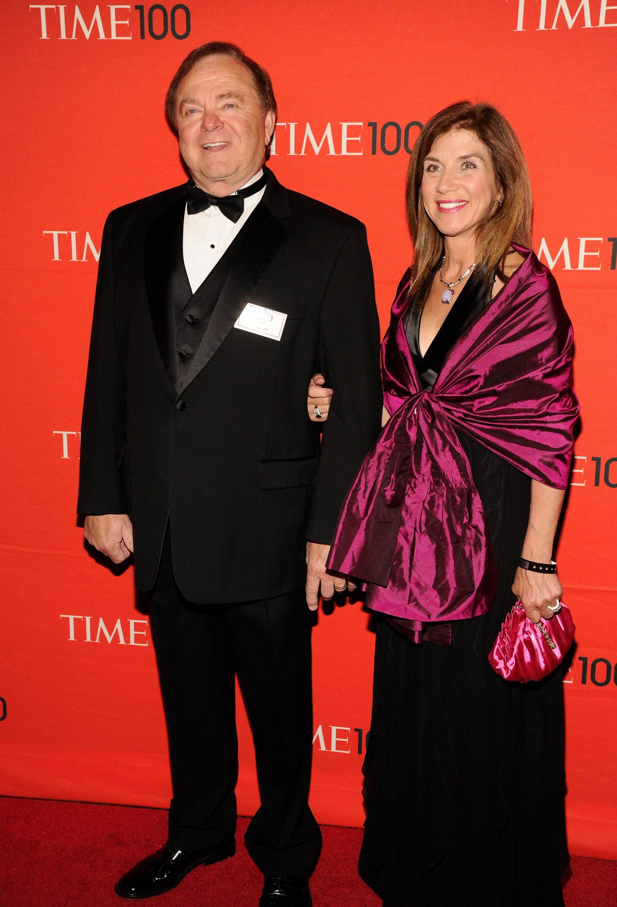 Harold Hamm e Sue Ann Arnall (Foto: Getty Images)