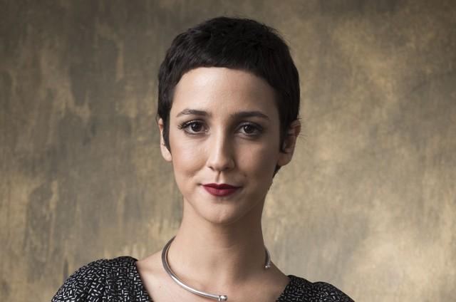 Camila Márdila (Foto: João Cotta/TV Globo)