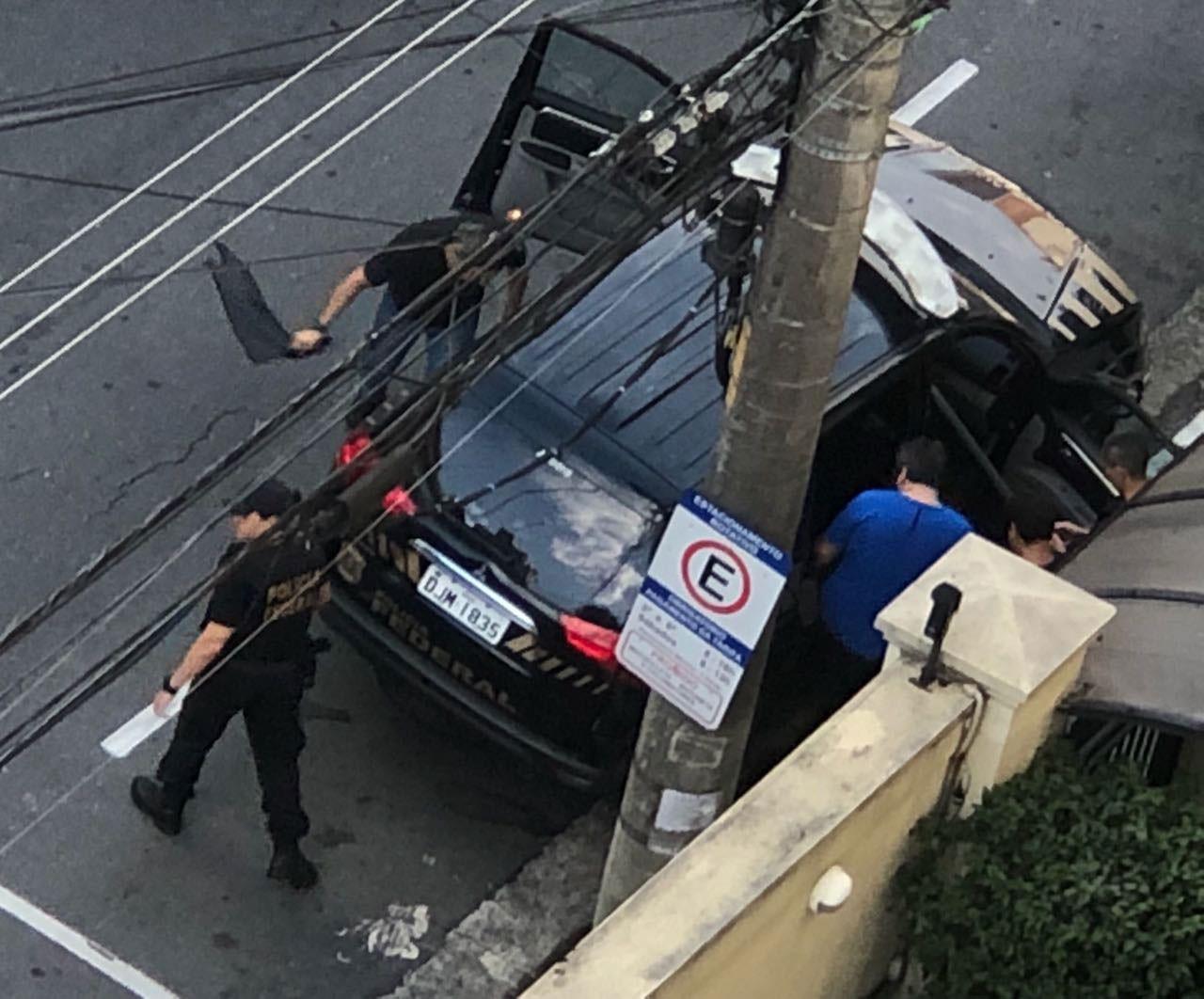 PF prende dois em São Paulo a pedido da Operação Lava Jato