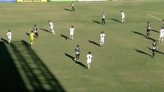 Linense fica no empate contra o Votuporanguense pela Copa Paulista