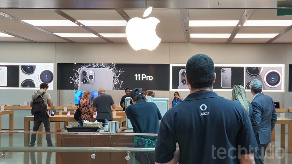 Dê preferencia à assistência técnica autorizada — Foto: Thássius Veloso/TechTudo