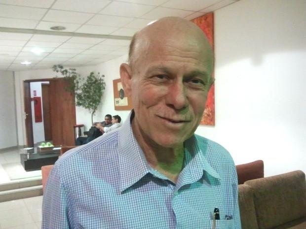 Homero Pereira (PSD) declarou que entrevista desta quinta (26) marcou fim de sua vida pública. (Foto: Renê Dióz/G1)