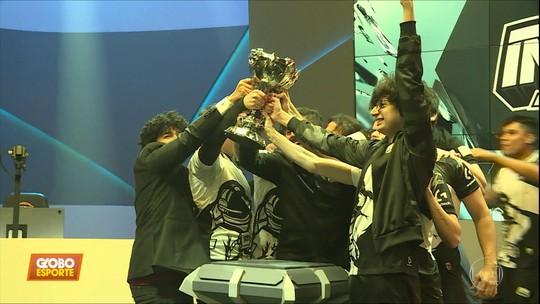 E-sports: INTZ vence o Flamengo na final do Campeonato Brasileiro de LOL