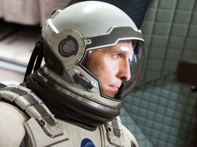 O ator Matthew McConaughey em cena de Interestelar (2014) (Foto: Reprodução)
