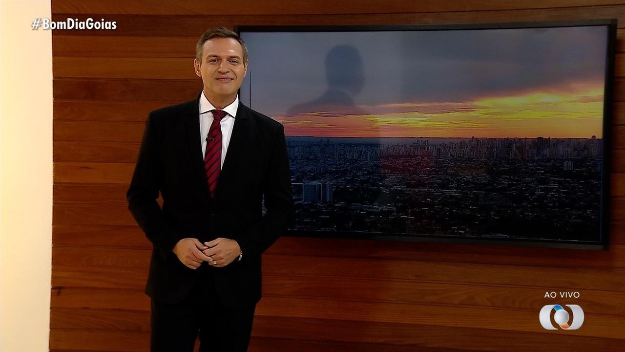 Veja os destaques do Bom Dia Goiás de segunda-feira (9)