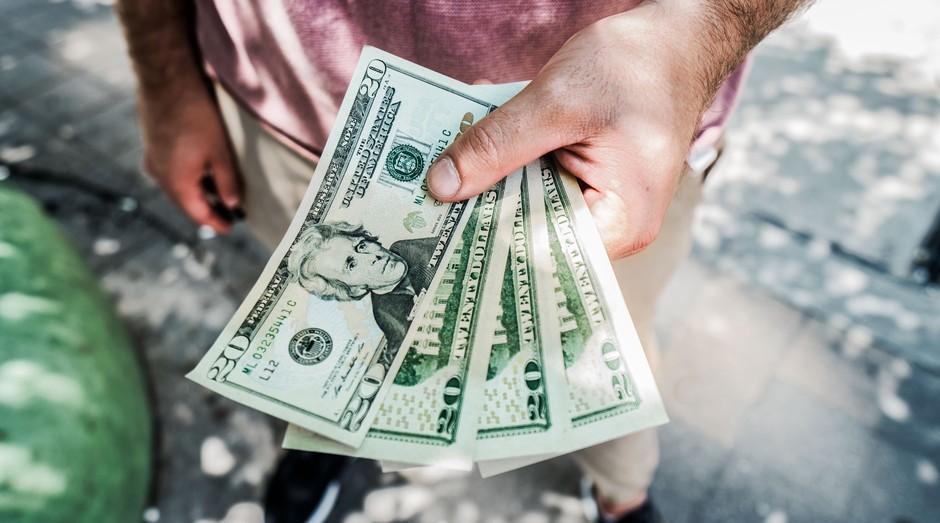 dólar, dinheiro, notas (Foto: Reprodução/Pexels)
