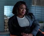 Uzo Aduba como Dra. Brooke Lawrence em 'In treatment' | Divulgação