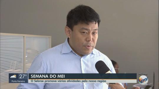 Sebrae faz Semana do MEI com palestras em Araraquara, São Carlos e São João da Boa Vista