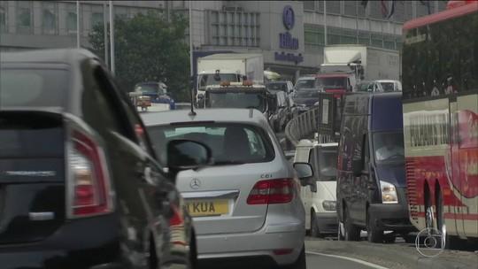 Reino Unido vai banir carros movidos a gasolina e diesel até 2040