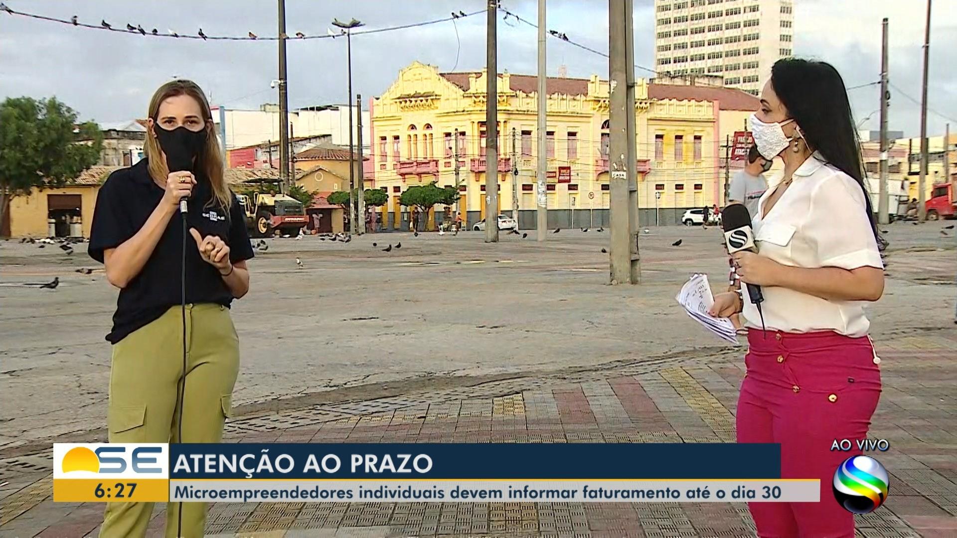 VÍDEOS: Bom Dia Sergipe desta sexta-feira, 19 de junho