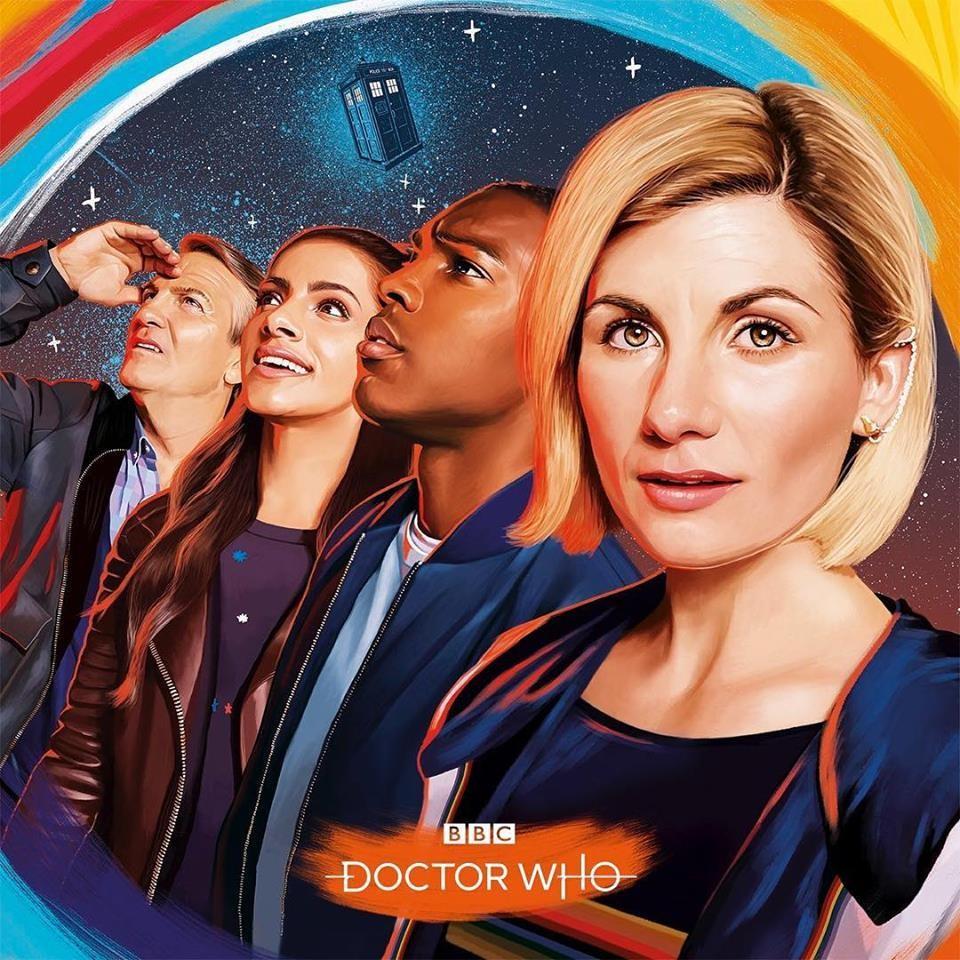 Personagens da 11ª temporada de Doctor Who (Foto: BBC/Divulgação)