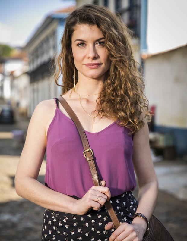 Isabel (Alinne Moraes) (Foto: Globo/João Miguel Júnior)